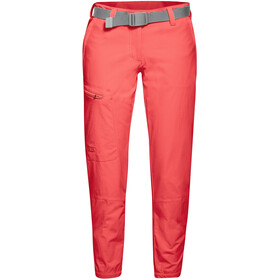 Maier Sports Lulaka Pantalon 7/8 Femme, hibiscus